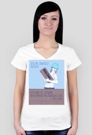 Koszulka dla freelancerki