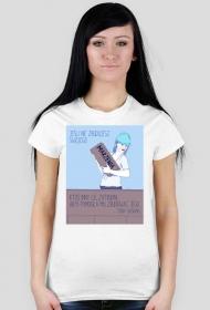 T-shirt dla freelancerki