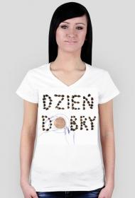 Koszulka dla kawoholiczki