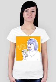 Nie jestem wylewna - koszulka
