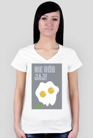 Koszulka dla weganki