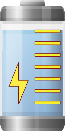 TS MĘSKI Bateria