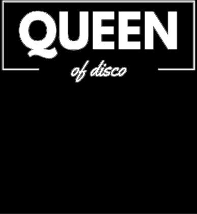 Bluza Damska - Queen of disco