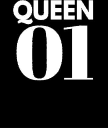 Bluza Damska - Queen 01 (TYŁ)