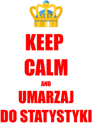 Keep calm red