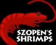 Podstawka - Szopen's Shrimps