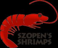 Przypinka Szopen's Shrimps