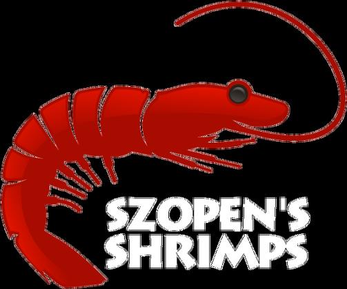 T-Shirt Szopen's Shrimps - Krótki