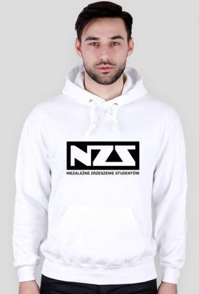 Bluza NZS - biała
