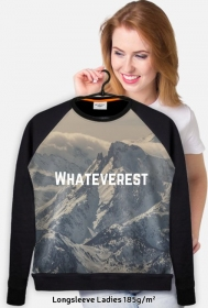 "Bluza ""Whateverest"""