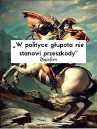 "Gruba bluza damska ""Napoleon"""