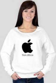 "Bluza ""Think different"""