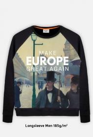 "Bluza męska ""Make Europe Great Again"""
