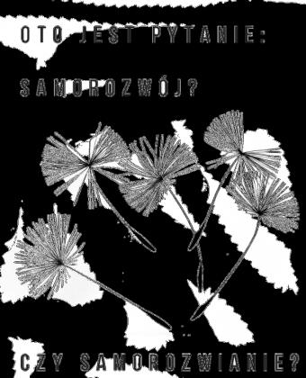 """Torba """"Samorozwianie"""""""