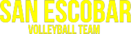 San Escobar Volleyball Team