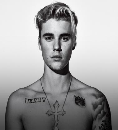 poduszka Justin Bieber