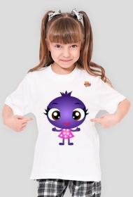 Jagódka - koszulka dla dzieci