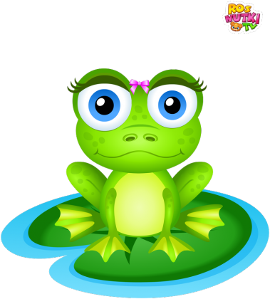 Żabka - koszulka dla dzieci