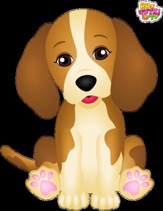 Piesek - Body dziecięce