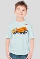 Betoniarka - koszulka dla dzieci