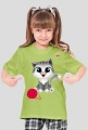 Kotek - Koszulka dla dzieci