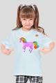 Jednorożec - koszulka dla dzieci