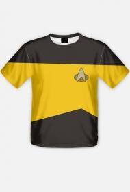 FrikSzop Star Trek Pan Kapitan