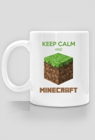 Frikszop minecraft kubek