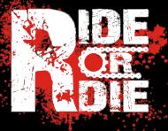 FrikSzop Ride or Die bluza
