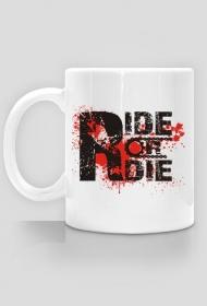 FrikSzop Kubek Ride or Die
