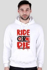 FrikSzop Ride or Die 2 Bluza