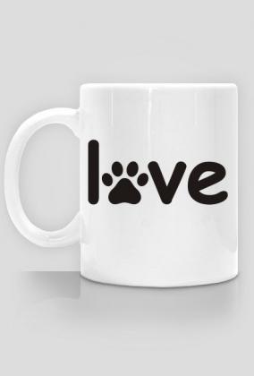 FrikSzop Kubek Love Cats kocham koty