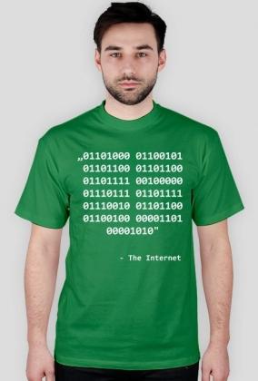 FrikSzop Cytat Internetu Biały