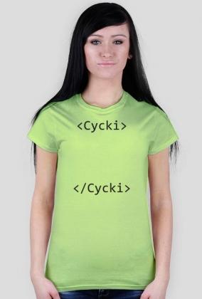 Frikszop Cycki w html