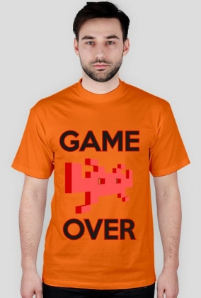 FrikSzop Game Over