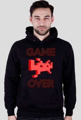 FrikSzop Bluza Game Over