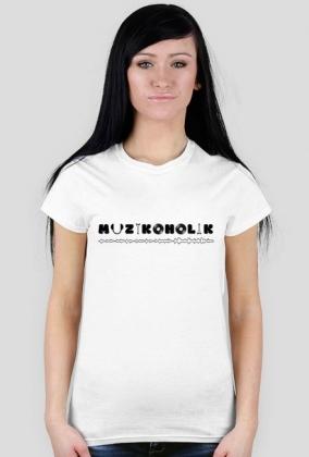 FrikSzop - Koszulka muzykoholika