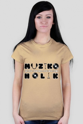 FrikSzop - Muzyczna koszulka muzykoholika