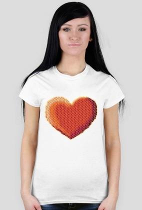 FrikSzop - koszulka na walentynki