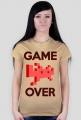 FrikSzop Game Over koszulka damska