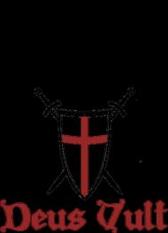 Deus Vult  - kubek (mug)