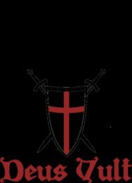 Deus Vult - koszulka bez rękawów (men's sleeveless shirt)
