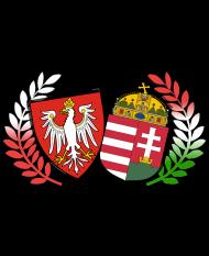 Polak, Węgier / Lengyel, magyar - koszulka męska (men's t-shirt)