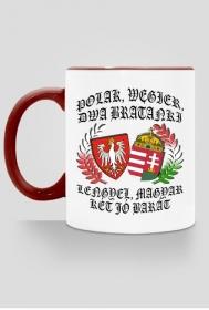 Polak, Węgier / Lengyel, magyar - kubek (mug)