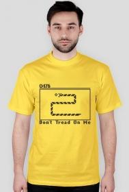 Snake - koszulka męska (men's t-shirt)