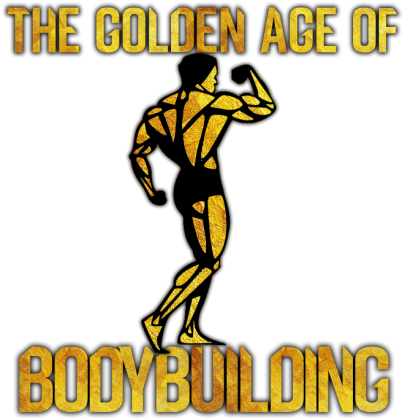 Koszulka The golden age of BODYBUILDING
