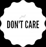 Just don't care - Eko Torba