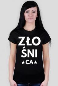 Złośnica - koszulka damska
