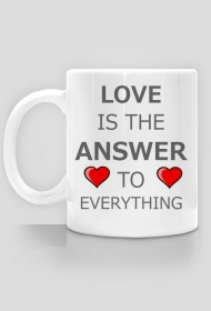 LOVE IS THE ANSWER KUBEK