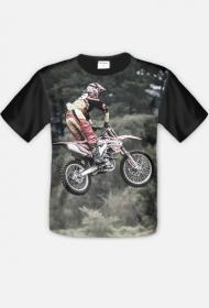 DIRT - koszulka FullPrint